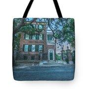 Charleston By Moonlight Tote Bag