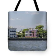 Charleston By The Sea Tote Bag