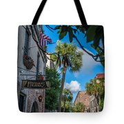 Charleston Footlight Players Tote Bag