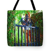 Charleston Gate 1 Tote Bag