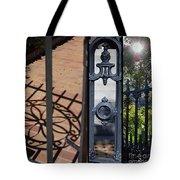 Charleston Gates Tote Bag