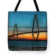 Charleston Golden Hour Tote Bag