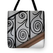 Charleston Ironworks Tote Bag