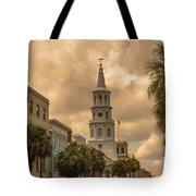 Charleston Light Tote Bag