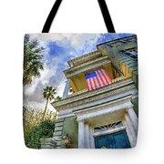 Charleston Patriot - Watercolor Tote Bag