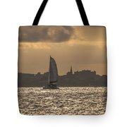 Charleston Sailing Tote Bag