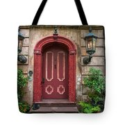 Charleston Sc Grand Entrance Tote Bag