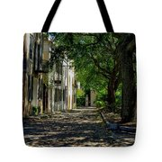 Charleston Side Street Tote Bag