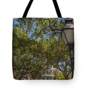 Charleston Through The Tree's Tote Bag
