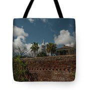 Charleston Walled Garden Tote Bag