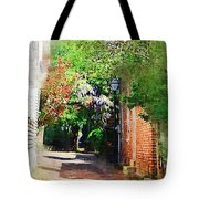 Charlestons Alley Tote Bag