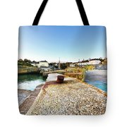 Charlestown From The Sea Wall Tote Bag
