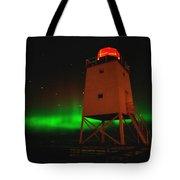 Charlevoix Aurora Tote Bag