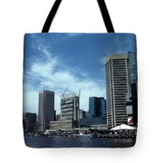 Charm City Tote Bag