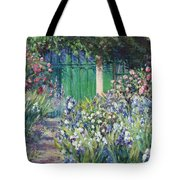 Charmed Entry - Monet Tote Bag