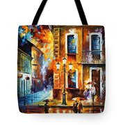 Charming Night Tote Bag