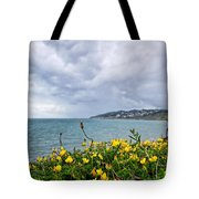 Charmouth Overlook Tote Bag