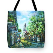 Chartres Afternoon Tote Bag