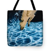 Chase 2 Tote Bag by Jill Reger