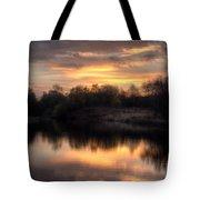 Chasewater Sunrise Tote Bag