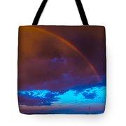 Chasing Nebraska Lightning 005 Tote Bag