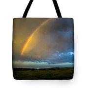 Chasing Nebraska Lightning 009 Tote Bag