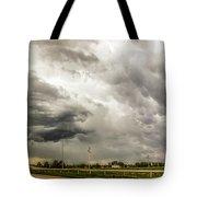 Chasing Nebraska Stormscapes 045 Tote Bag
