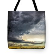 Chasing Nebraska Stormscapes 047 Tote Bag