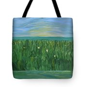 Chasing Shadows Tote Bag