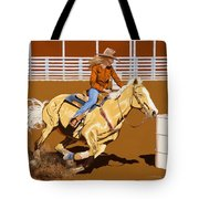 Chasing The Cans Tote Bag