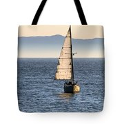 Chasing The Mist Tote Bag