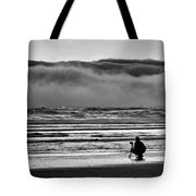 Chasing Tide And Light Tote Bag
