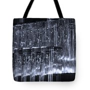 Chasing Waterfalls - Blue Tote Bag