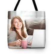 Chat Room In Pakistan Tote Bag