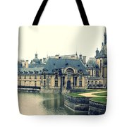 Chateau Chantilly Tote Bag