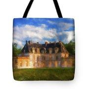 Chateau D'acquigny  Tote Bag
