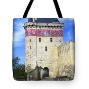 Chateau De Chinon Tote Bag
