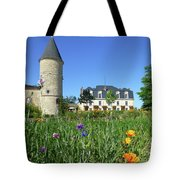 Chateau Guiraud In Spring Tote Bag