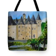Chateau Jumilhac, France Tote Bag