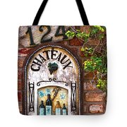 Chateaux Finerty Tote Bag