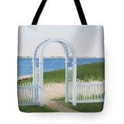 Chatham Harbor Tote Bag