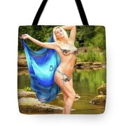 Chattahoochee Meditation Dance Tote Bag