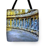 Chausath Yogini Temple Tote Bag