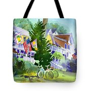 Chautauqua House Tote Bag
