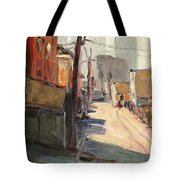 Chavez Alley Tote Bag
