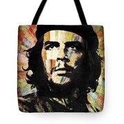 Che Guevara Revolution Gold Tote Bag