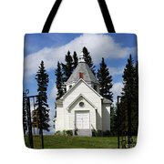 Chechow Holy Spirit Church 1  Tote Bag
