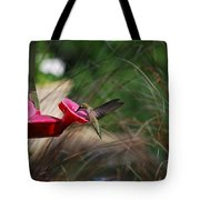 Check Out My Wings Tote Bag