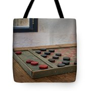 Checkered Past - Checkers Tote Bag