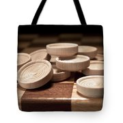 Checkers IIi Tote Bag